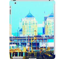 Blue Rust iPad Case/Skin