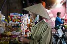 Vietnam: At the Market by Kasia-D