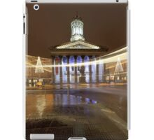 Glasgow light iPad Case/Skin