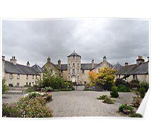 Foulis Castle, Scotland Poster