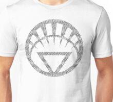 White Lantern Oath  Unisex T-Shirt