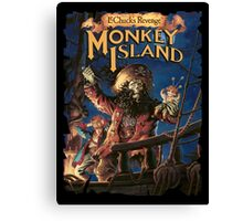 Monkey Island 2 Canvas Print