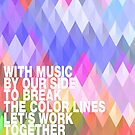 Break the Color Lines by ACImaging