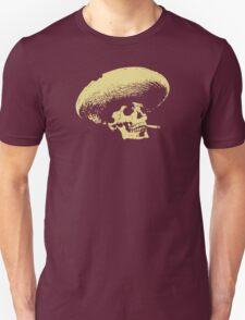 Sombrero de los Muertos - tan Unisex T-Shirt