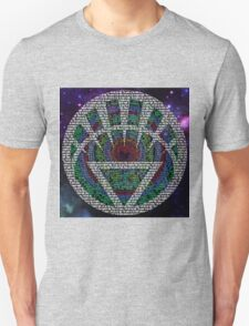 All Lanterns come from White Unisex T-Shirt
