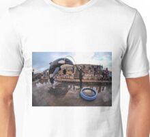Banksy Orca at Dismaland Unisex T-Shirt
