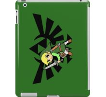Link - Colored versions iPad Case/Skin