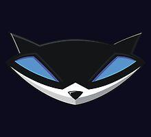 Sly Cooper Emblem by MissPyropixie