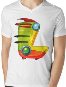 """The letter """"Lamtha"""" Mens V-Neck T-Shirt"""