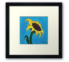 For Vincent I Framed Print