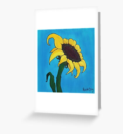 For Vincent I Greeting Card
