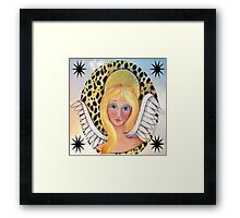 Whimiscal Angel Framed Print