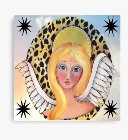 Whimiscal Angel Canvas Print