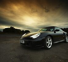 Porsche 911 Turbo by ademcfade