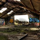 Graffitorium by Paul Eyre