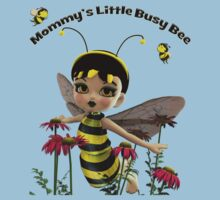 Mommy's Little Busy Bee Kids Clothes