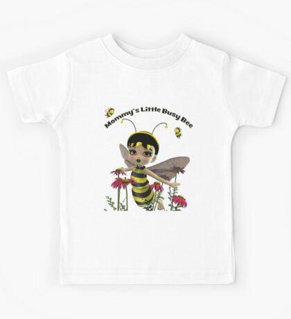 Mommy's Little Busy Bee Kids Tee