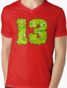 ugly 13 Mens V-Neck T-Shirt