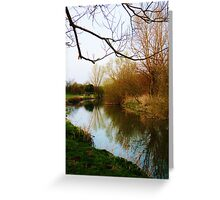 Grantchester Meadows 11 Greeting Card
