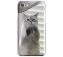 Let me out! iPhone Case/Skin