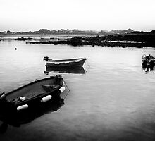 Guernsey Fishing Boats by ThePingedHobbit