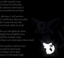 Twitch Plays Pokemon Crystal: Espeon, the Light Bringer by mindychinchilla