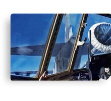 Air to Air refuelling Canvas Print