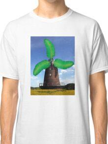 Banana Windmill Classic T-Shirt