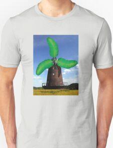 Banana Windmill Unisex T-Shirt