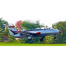 The Need for Speed Photographic Print