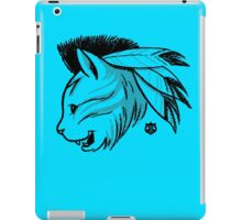 Last of the Meowhicans iPad Case/Skin