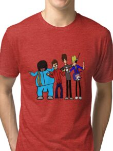 your favourite martian band Tri-blend T-Shirt