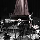 Dave Brubeck Quartet by martinilogic