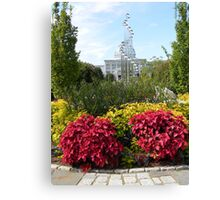 Lewis Ginter Gardens Canvas Print