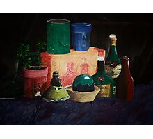 THERES STILL LIFE Photographic Print