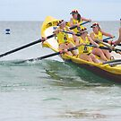 Boaties up and almost over by janfoster