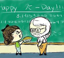 Happy Pi Day by Jayne Whitaker