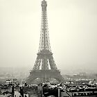 Hazy Memories of Paris by Kathryn  Young