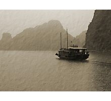 Halong Bay - North Vietnam Photographic Print