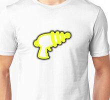 Yellow 'Muslamic Ray Gun' Unisex T-Shirt