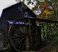 Bush Mill, Virginia by lynell