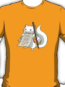 Kyubey - Puella Magi Madoka Magica T-Shirt