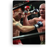 Fists of Fury Canvas Print