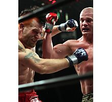 Fists of Fury Photographic Print