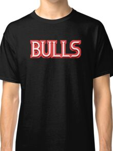 BULLS - Smile Design 2015 Classic T-Shirt
