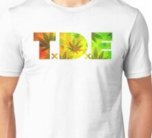 TDE TOP DAWG RASTAFARIAN RED YELLOW GREEN WEED Unisex T-Shirt