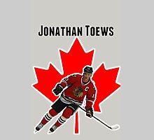 Jonathan Toews by coach-qs-stache
