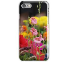 Colourful Garden iPhone Case/Skin