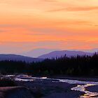 Quill Creek Sunrise by Yukondick