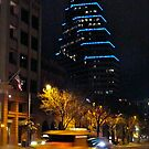 Texas Taxi Tears Toward Austin Town *featured by Jack McCabe